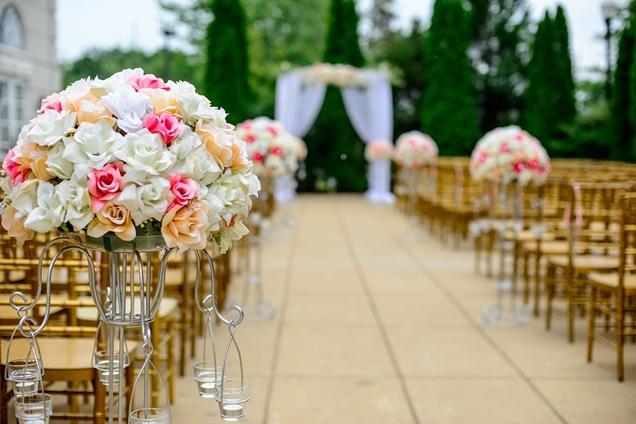 ideas de decoracion para una boda al aire libre