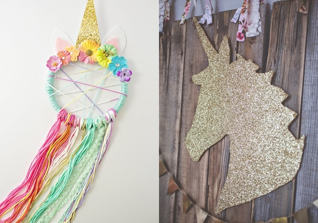 Ideas de decoracion de unicornio