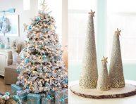 imagen Ideas de decoración navideña con tema de playa