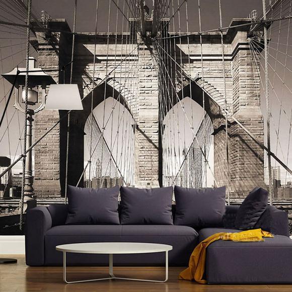 Ideas para decorar una casa con fotomurales - Fotomurales national geographic ...