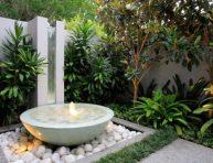 imagen Dónde ubicar una fuente de agua según el Feng Shui