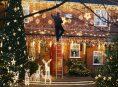 imagen 10+ ideas para decorar el exterior con luces de Navidad