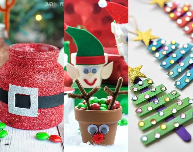 Manualidades de Navidad sencillas para todos