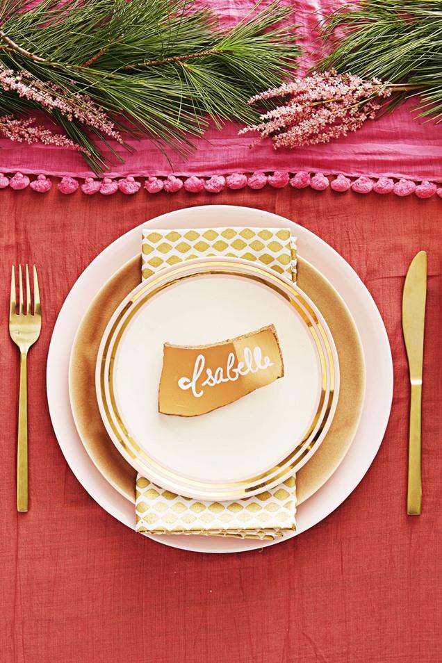 10 Decoraciones Navide 241 As Para La Cena 161 Ap 250 Ntate A Ellas