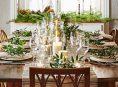 imagen 10 decoraciones navideñas para la cena