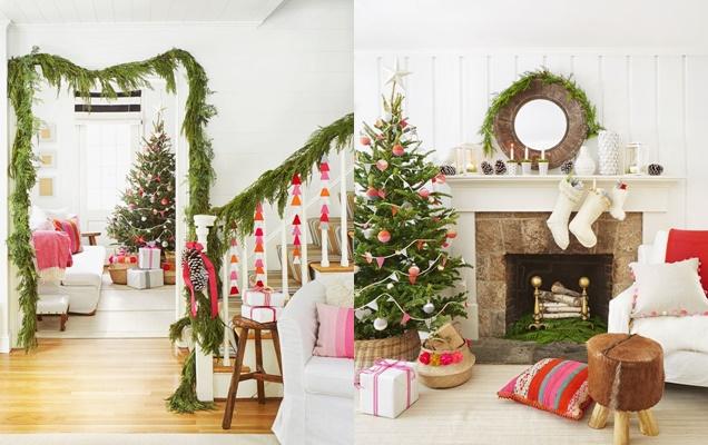ideas de decoracion para Navidad