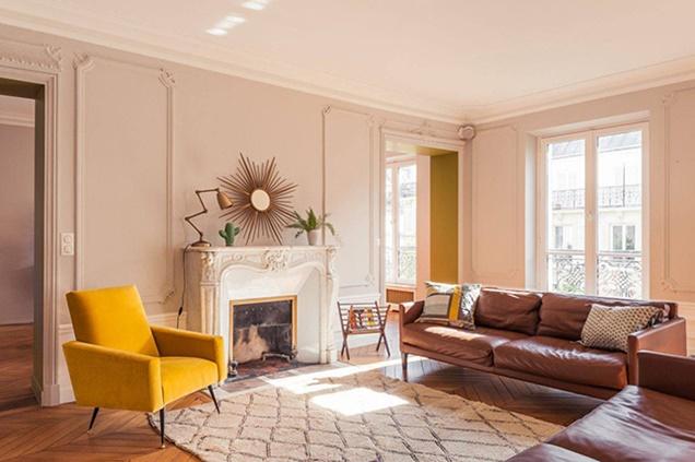 Esquemas de colores calidos para la decoracion de tu hogar