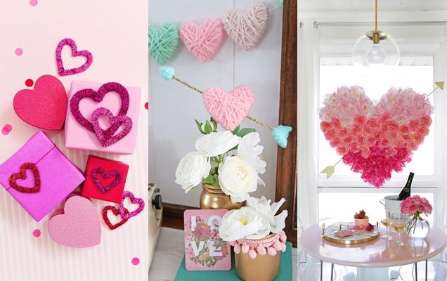 3 Manualidades Para Decorar Tu Hogar En San Valentín