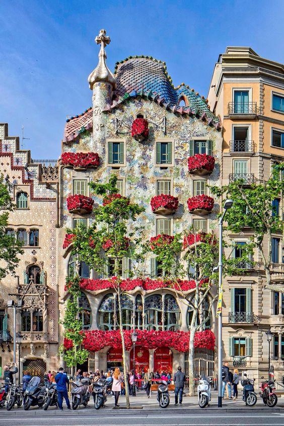 Restauración de Casa Batlló 1