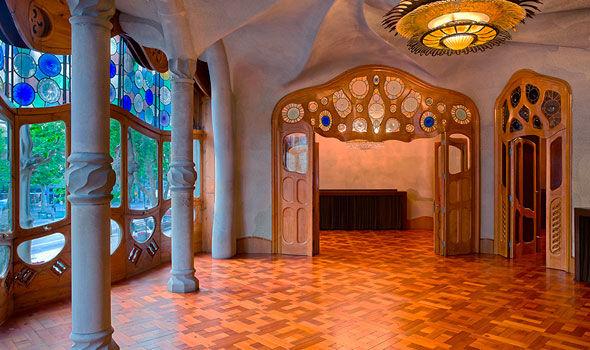 Restauración de Casa Batlló 5