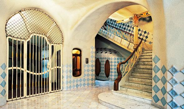 Restauración de Casa Batlló 6