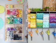 imagen 8 ideas creativas para organizar tu sala de manualidades