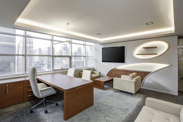 Como decorar tu oficina