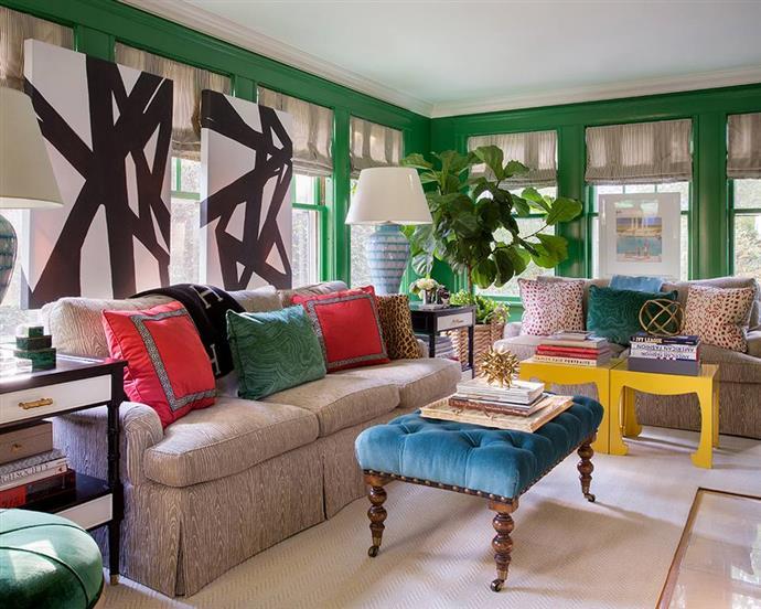 12 encantadoras combinaciones de colores para tu hogar - Los mejores ambientadores para el hogar ...