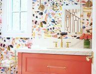 imagen Ideas de habitaciones en color coral que amarás