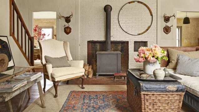 imagen 12 acogedoras salas de estar en las que querrás hibernar