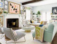 imagen 10 ideas de habitaciones con paredes grises