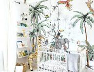 imagen Ideas para una habitación infantil con temática animal