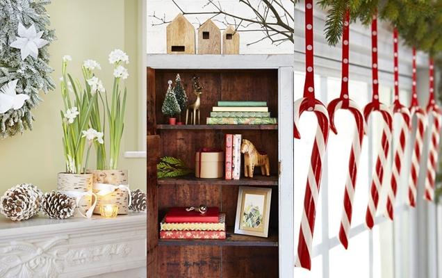 Bonitas ideas de decoracion navidena de ultimo momento