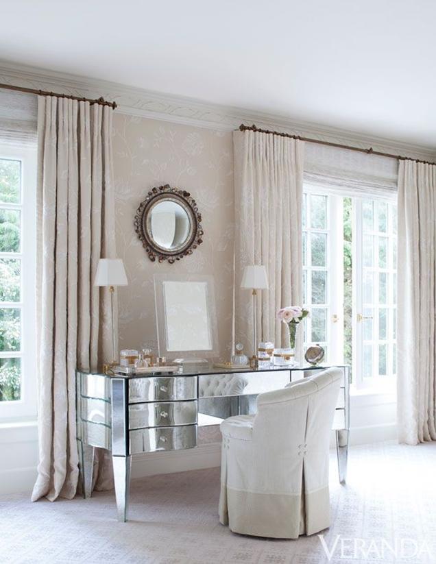 habitaciones en blanco puro