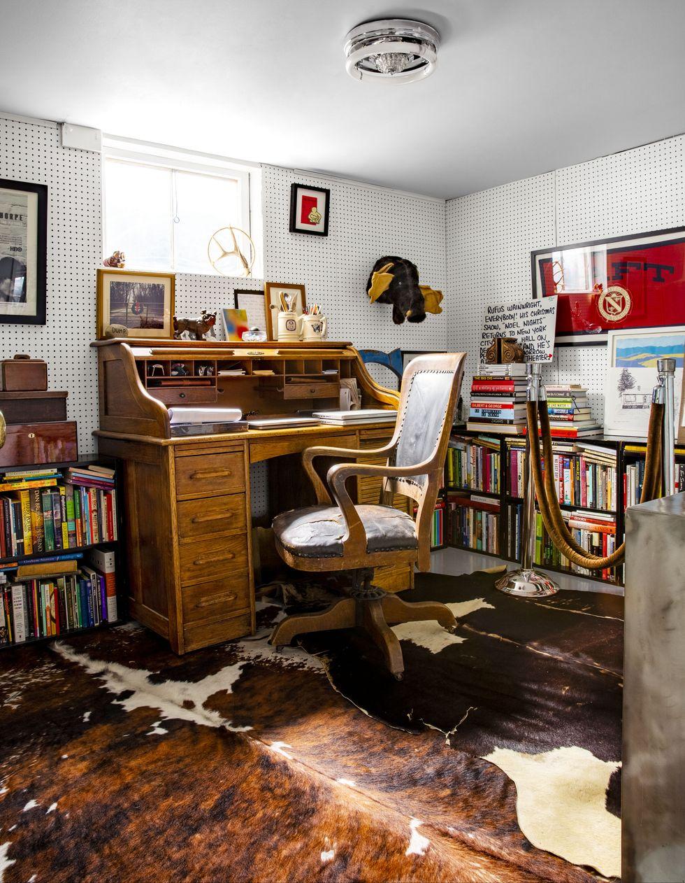 Study Room Color Ideas: Ideas De Decoración De Oficina En El Hogar Que Mejorarán