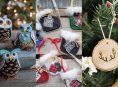 imagen Adornos caseros para decorar el árbol de Navidad